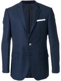 пиджак в V-образным вырезом на пуговицах Boss Hugo Boss