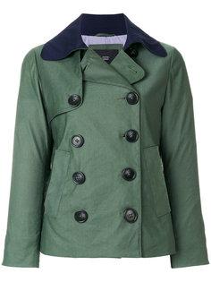 двубортное пальто  Steffen Schraut
