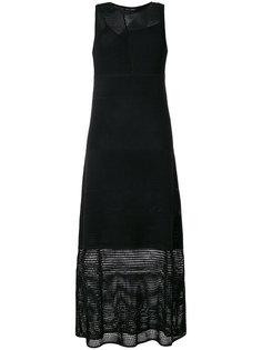 платье миди Proenza Schouler