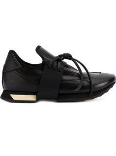 кроссовки на шнуровке  Artselab