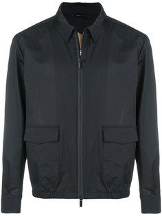 куртка рубашечного кроя Fendi