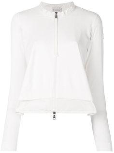 расклешенная легкая куртка Moncler