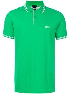 рубашка-поло с логотипом Boss Hugo Boss
