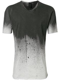 футболка с абстрактным принтом  10Sei0otto