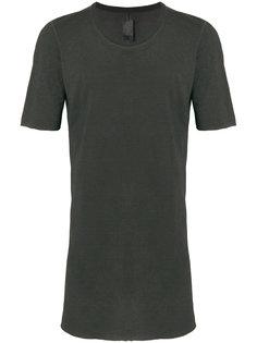 удлиненная футболка 10Sei0otto