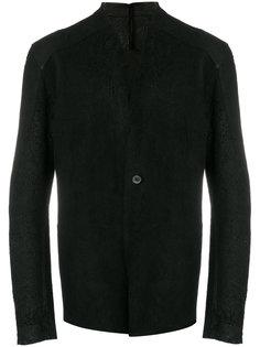 куртка без воротника 10Sei0otto