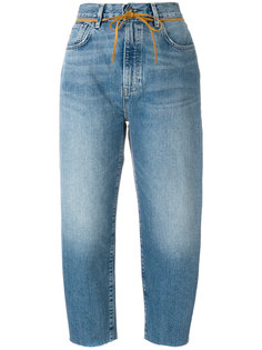 barrel crop jeans Levis: Made & Crafted