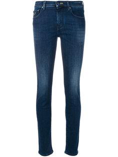 джинсы скинни Jacob Cohen