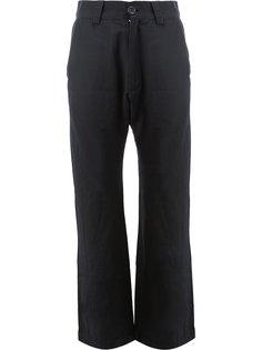 расклешенные к низу брюки Geoffrey B. Small