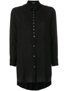 оверсайз-рубашка  Ann Demeulemeester Blanche