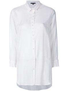 оверсайз=рубашка  Ann Demeulemeester Blanche