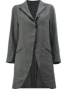 длинный пиджак Geoffrey B. Small