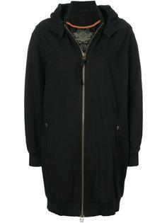пальто с капюшоном Mr & Mrs Italy