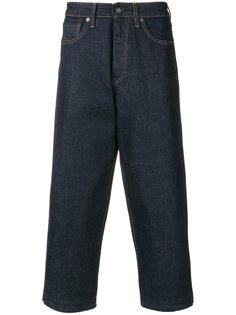 укороченные широкие джинсы Levis: Made & Crafted