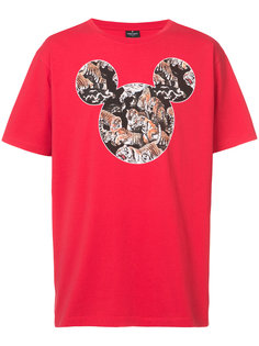футболка Mickey Mouse Tigers Marcelo Burlon County Of Milan