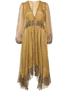 платье с глубоким V-образным вырезом Ulla Johnson