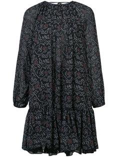 узорчатое платье свободного кроя Ulla Johnson
