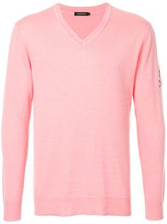 свитер с V-образным вырезом Loveless