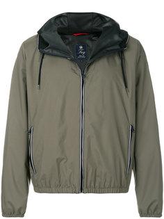 куртка contrasting profiles Fay