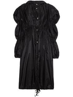 оверсайз-пальто с объемными рукавами  Blindness