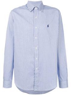 рубашка с тонкую полоску Polo Ralph Lauren