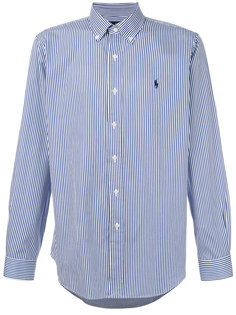 рубашка в мелкую полоску Polo Ralph Lauren