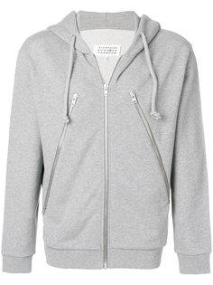 zip hoodie Maison Margiela