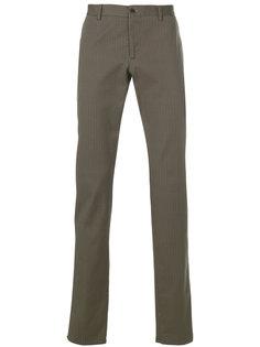 micro pattern straight-leg trousers Etro