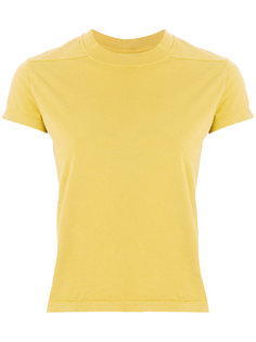 укороченная футболка  Rick Owens DRKSHDW
