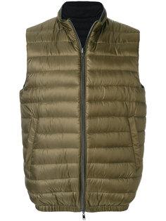 куртка-пуховик без рукавов Herno