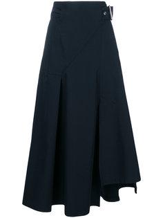 расклешенная юбка миди 3.1 Phillip Lim