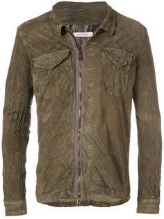 куртка-рубашка Giorgio Brato