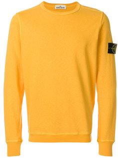 свитер с круглым вырезом Stone Island