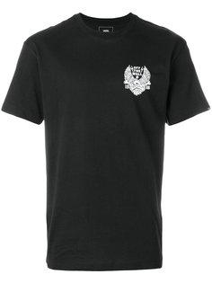 футболка с логотипом и принтом крыльев Vans