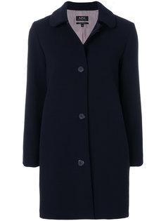 пальто Dolly A.P.C.