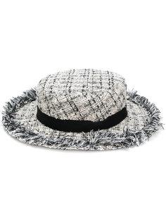 шляпа Tweed Brigitte Eugenia Kim