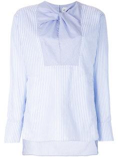 рубашка с длинными рукавами в полоску  Carven