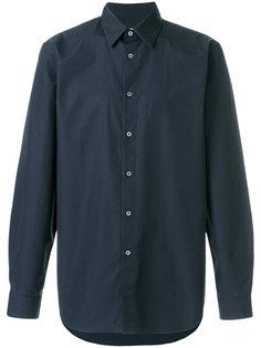 классическая рубашка с длинными рукавами Jil Sander