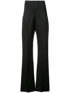 длинные расклешенные брюки Maticevski
