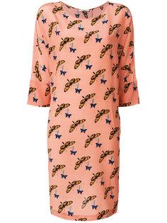 платье с бабочками Odeeh