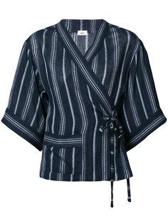 блузка с запахом Swaddle Warm