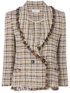 твидовый пиджак Nicole Isabel Marant Étoile