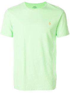 футболка с логотипом Polo Ralph Lauren