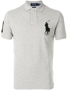 рубашка-поло Big Pony с вышивкой Polo Ralph Lauren