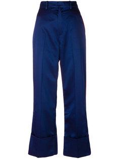 полосатые классические брюки  Tommy Hilfiger