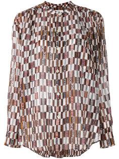 рубашка Nahla с принтом Isabel Marant Étoile