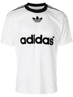 футболка с круглым вырезом Football Adidas