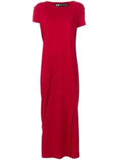 платье с полосатой панелью Y-3