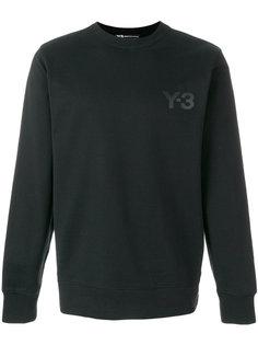 толстовка с принтом-логотипом  Y-3