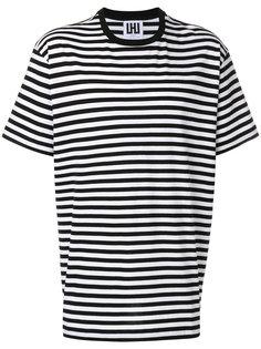 полосатая футболка Les Hommes